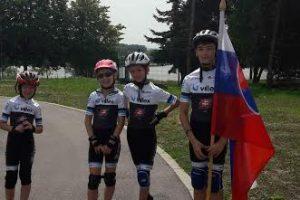 Inline Speed: Majstrovstvá Slovenska na 200 m ovale, 25.6.2017Košice