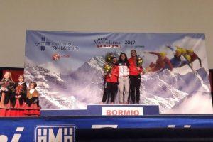Short track: 26TH ALTA VALTELLINA TROPHY - Bormio, Italy - 20-22 October 2017