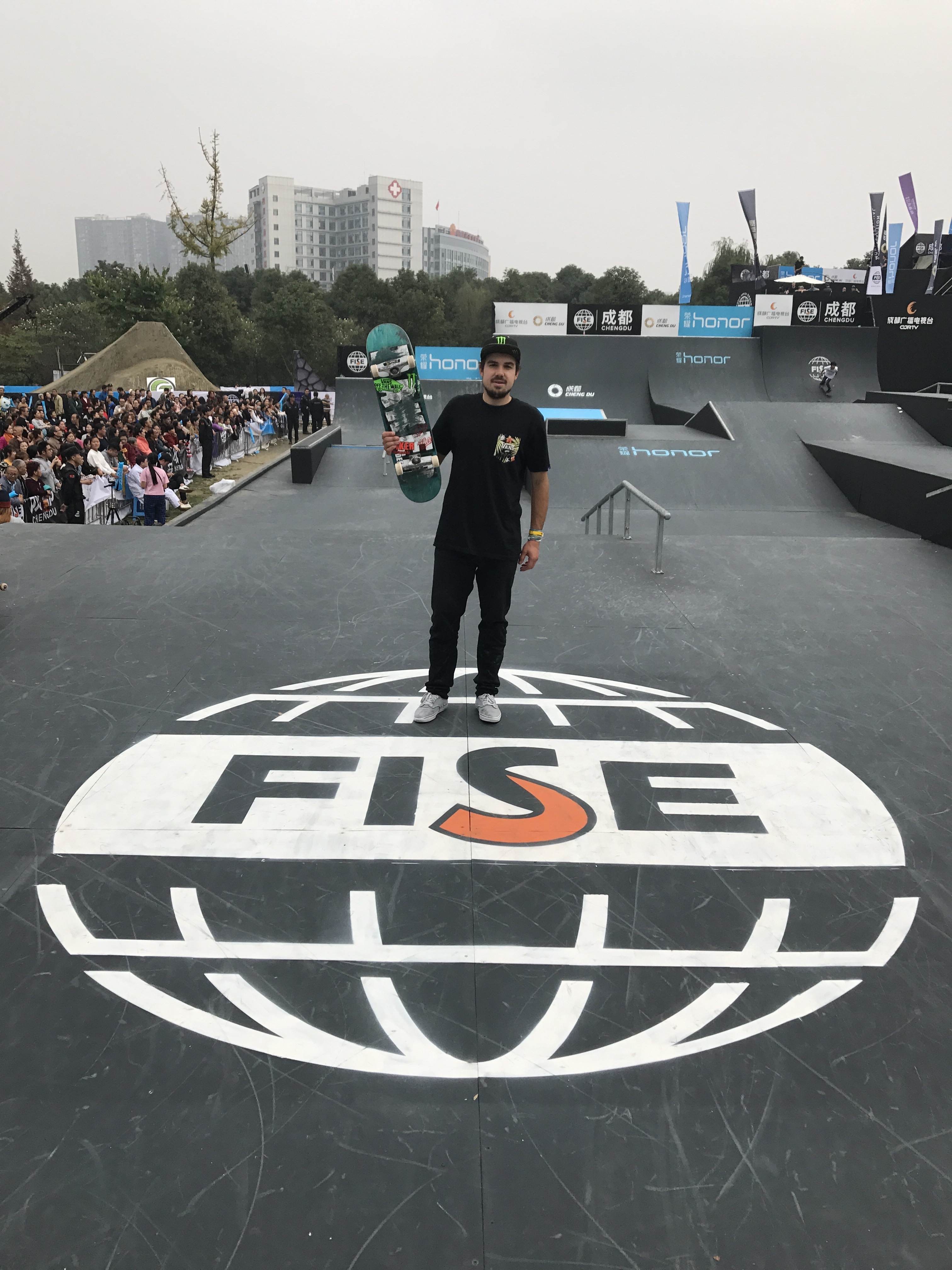 SKATEBOARDING:   WORLD CUP  RANKING 2017