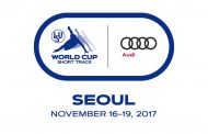 Short track : Audi ISU World Cup , Nov 16 - 19, 2017  Seoul /KOR