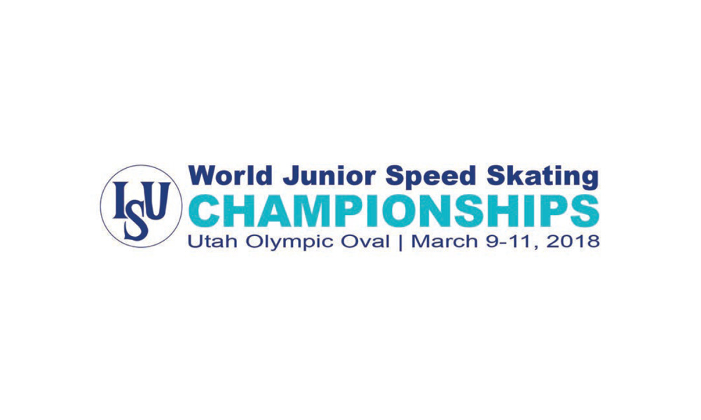Speed Skating: World Junior Championships 2018 Salt Lake City (USA)9 - 11 March 2018