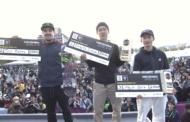 Skateboarding : Richard Tury druhý v Hirošime , 7.4.2018