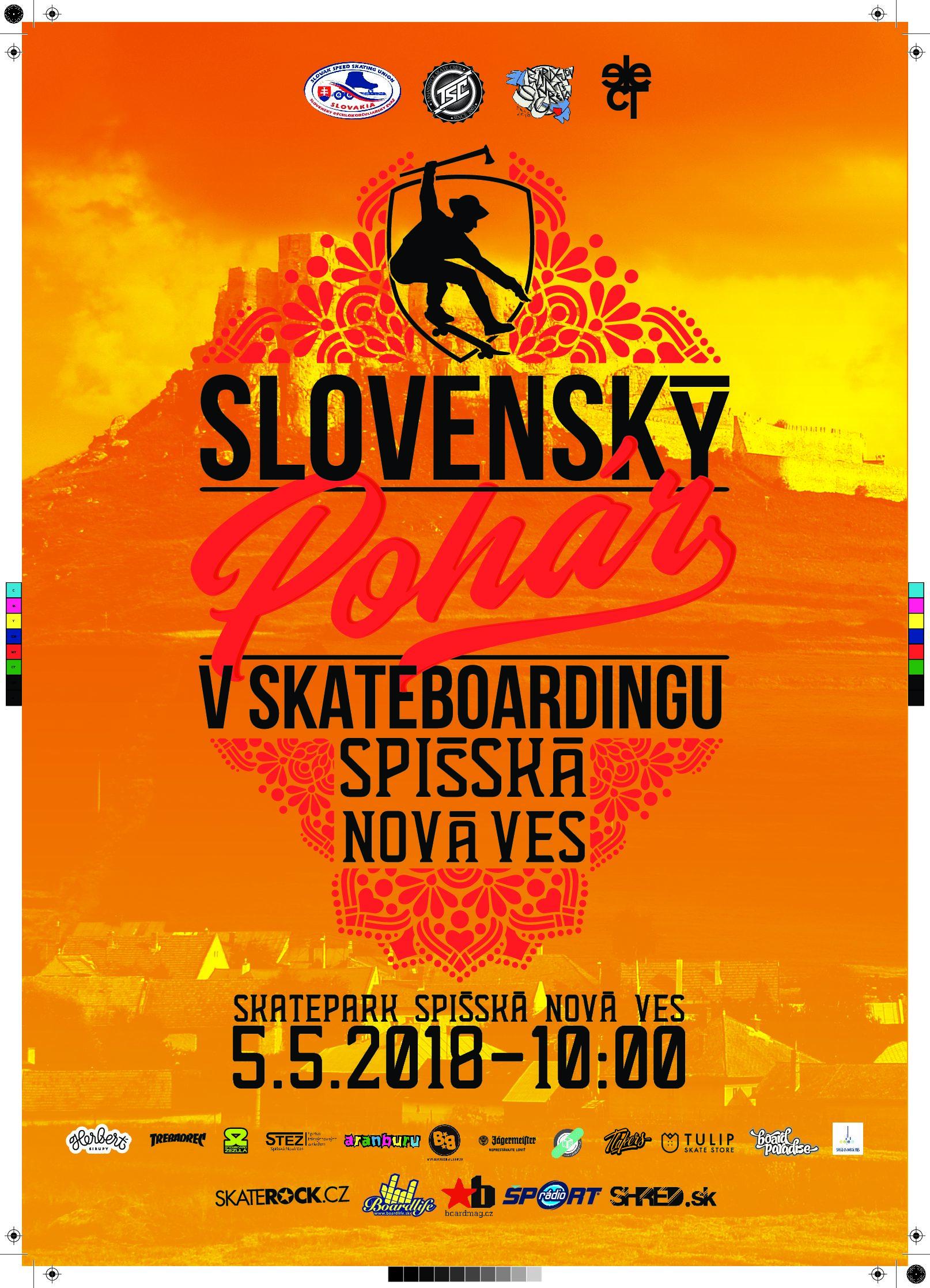 Skateboarding: POZVÁNKA na I. kolo Slovenského pohára
