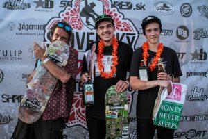 Skateboarding : Richard Tury v Montpellier a Haagu
