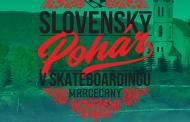 Skateboarding: 3.kolo Slovenského pohára, Margecany - 28.7.2018