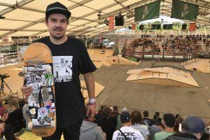 Skateboarding: MYSTIC SK8 CUP , 1.7.2018 Praha