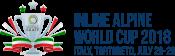 Inline Alpin: Štvrté kolo Svetového pohára v Tortorete, Taliansko , 29.7.2018