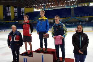 Short track : 8TH.STEZ CUP - OLYMPIC HOPES 2018 - Spisska Nova Ves, Slovak Republic - 8-9 September 2018