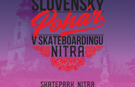 Skateboarding : 4. kolo Slovenského pohára, Nitra - 8.9.2018