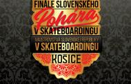 Skateboarding: Majstrovstvá SR, Košice 13.10.2018.