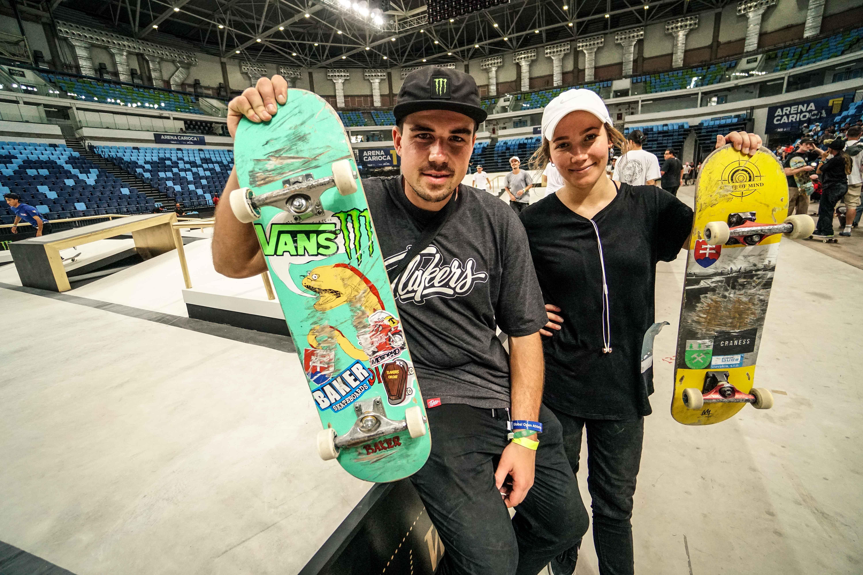 Skateboarding: WORLD CHAMPIONSHIPS OF STREET SKATEBOARDING,RIO DE JANIERO – BRASIL, 8.- 13.1.2018