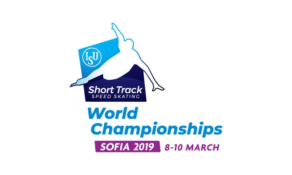 Short Track: ISU World Short Track  Championships  08. - 10. Mar. 2019  Sofia /BUL