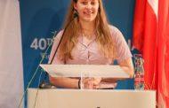 Short Track : Petra Rusnáková tretia medzi mladými zimnými športovcami z Európy.