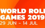 Druhé Svetové hry v kolieskových športoch, Barcelona (ESP) 2. - 14. 7. 2019