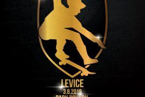 Skateboarding: 4. kolo Slovenského pohára 2019, 3.8.2019 Levice.