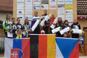 Inline alpin : Finále Československého pohára  Spořice, Česká republika  14.9.2019