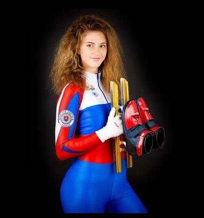 Lucia FILIPOVÁ v JUNIORSKOM OLYMPIJSKOM TÍME 2020