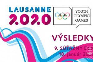 Short Track: Zimné Olympijské Hry Mládeže, Lausanne (SWI) 2020 - 1 000 m