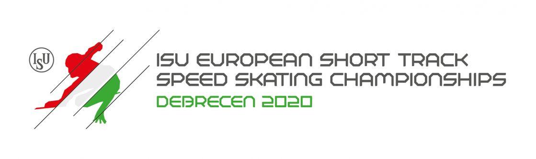 ISU European Short Track Speed Skating Championships 2020 - Debrecen (HUN),24.-26.1.2020