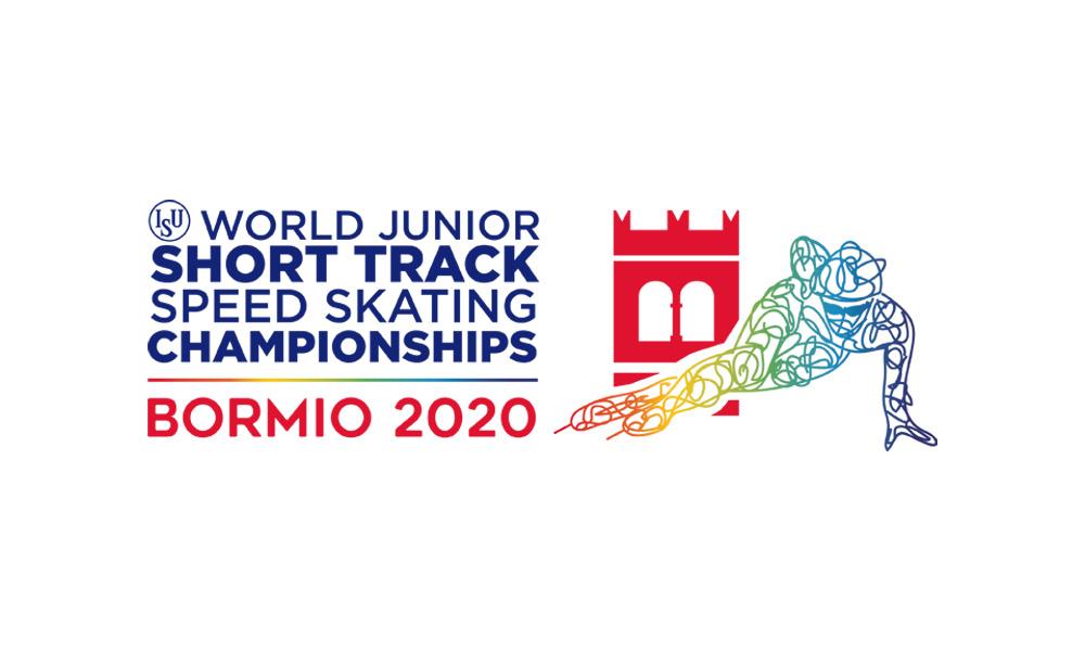 Short Track: ISU World Junior   Championships Jan 31 - Feb 02, 2020 Bormio /ITA