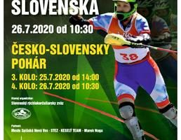 Inline Speed:  Rotary Night Run & Inline 2020_Pozvanka | Invitation, Žilina 31.7.2020.