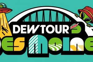 SKATEBOARDING: Kvalifikácia na OH Tokio 2021, Dew Tour 2021 , 19.-23.5.2021 Des Moines (USA)