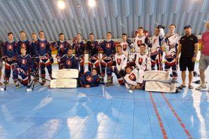 Inline Hockey : Majstrovstvá Európy, Illnau-Effretikon (Švajčarsko),  29.7. - 1.8. 2021